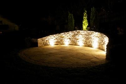 Privater Gartenbereich