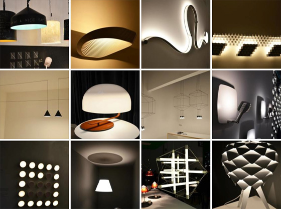 photo tour euroluce 2013 parts 2 3 4